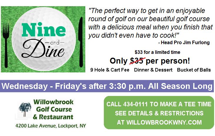 Dine and Nine